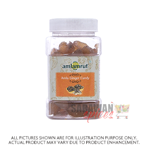 Nature D Ginger&Amla Candy 130