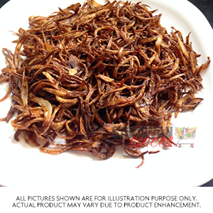Nayab Fried Onions 500G