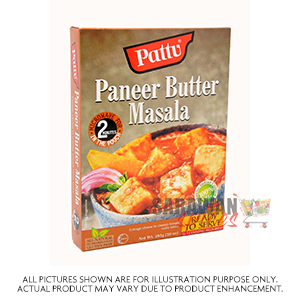 PATTU PAN. BUT. MAS. 285 g