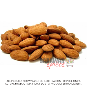 Pattu Almond Silvered 250G