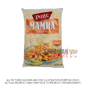 Pattu Puffed Rice 400G
