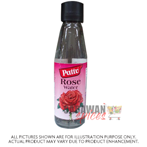 Pattu Rose Water 180Ml