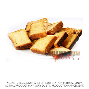 Punjabi World Milk Rusk 620G