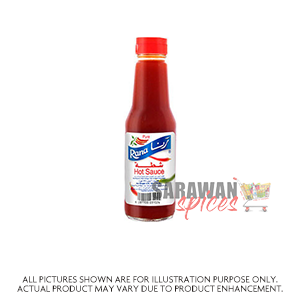 RANA HOT SAUCE 176ML 176 ML