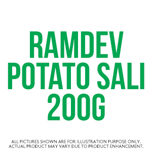 Ramdev Potato Sali 200G