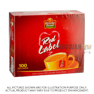 Red Label Tea 100Bags