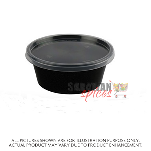 Round Containers With Lid 500M