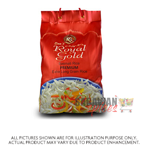 Royal Gold Everyday Basmati 5Kg