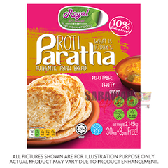 Royal Roti Paratha 30Pcs