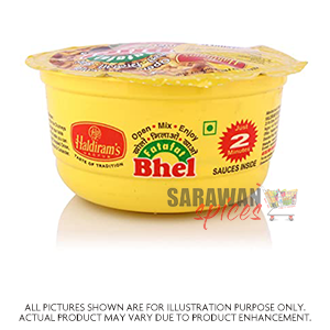 Sabrini Bhel Traditioncup 100Gs