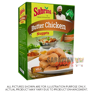 Sabrini Butter Chicken Nuggets 320Gms