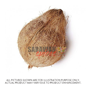 Sarawan Coconut Medium