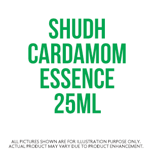 Shudh Cardamom Essence 25Ml
