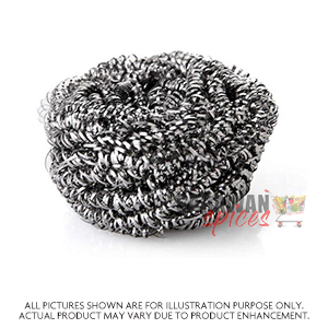 Stainless Scourer Heavy Duty Small