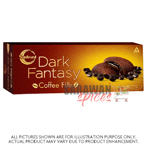 Sunfeast Dark Coffee Fills 150G