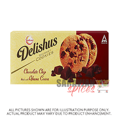 Sunfeast Delishus Chocolate Chip 100G