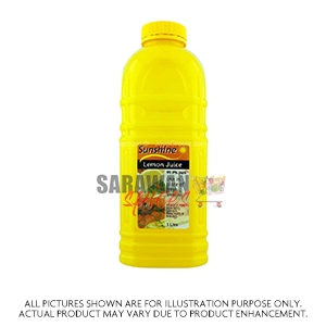 Sunshine Lemon Juice 1Lt