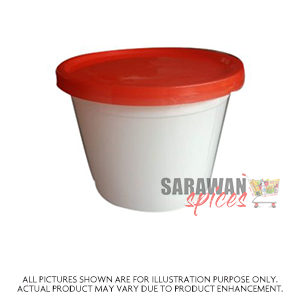Take Away Round Containers 450Ml (5Pc)