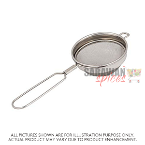 Tea Strainer Steel Small