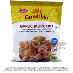 Telugu Garlic Murruku 110G