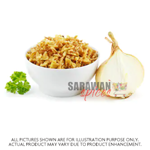 Uttam Fried Onions White 400G