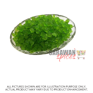 Uttam Green Tutty Fruty 200G