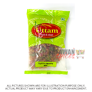 Uttam Tutty Fruty Mix 200G