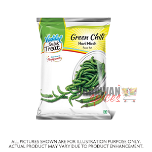 Vadilal Green Chilli 312G
