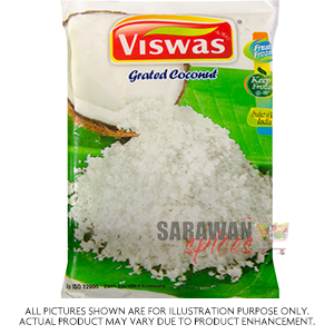 Viswas Grated Coconut 400G