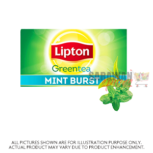 Wagh Bakri Green Tea Mint 25Bg
