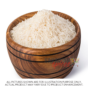 White Raw Rice 1Kg