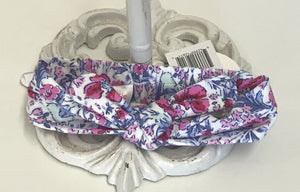 Darlington Floral Organic Cotton Headband