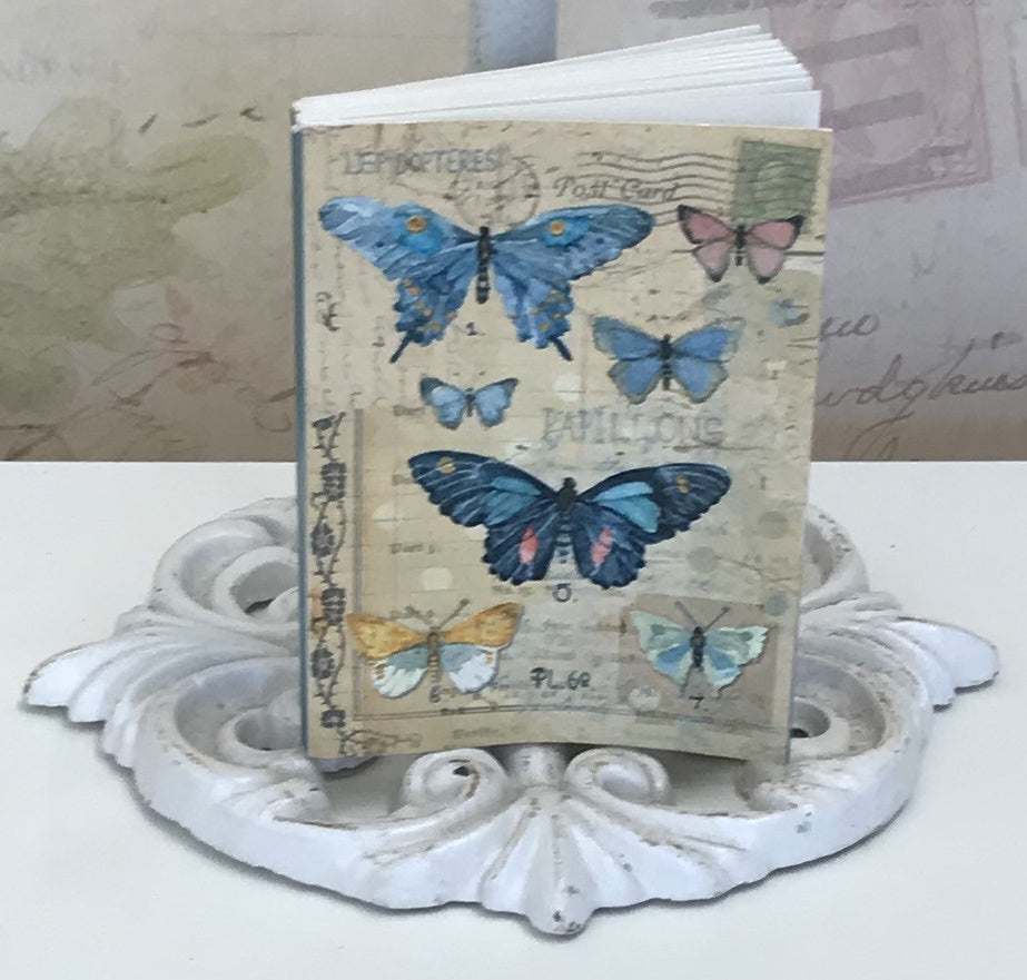 3.5 x 5 Notebook - 85 Lined pages