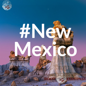 If I Could Land Anywhere in the World: New Mexico