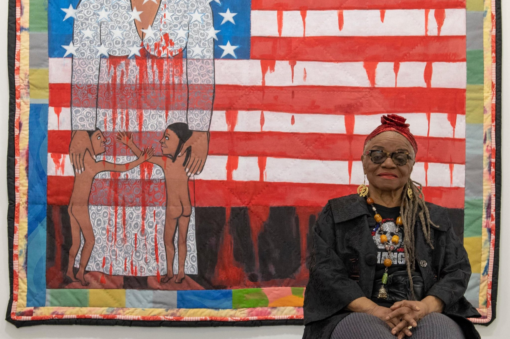 Art Inspiration: Faith Ringgold