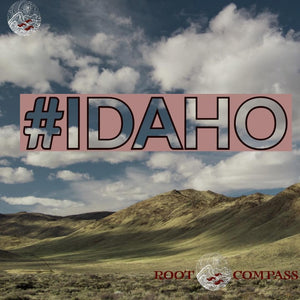 Travel:  Aerial America - Idaho