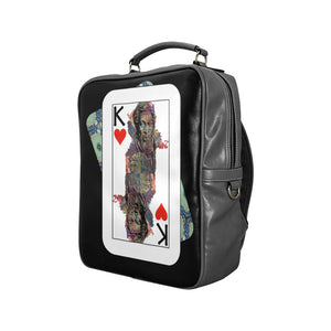 Play Your Hand...King Heart No. 1 Backpack