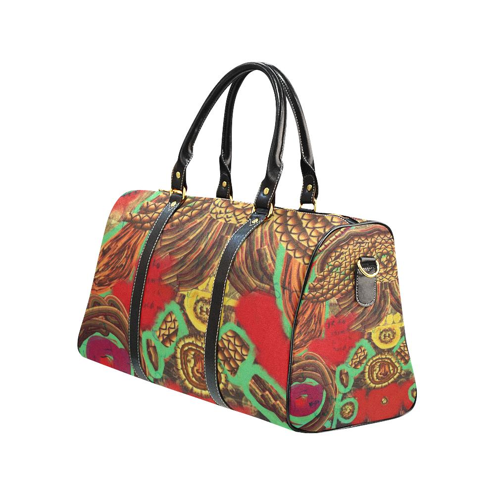 Birds of a Feather Small Duffel Bag