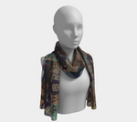Load image into Gallery viewer, I AM Long Scarf