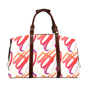 Sunshine and Rainbows Classic Travel Bag