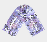 Load image into Gallery viewer, Love All Day Ombre' Long Scarf
