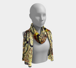 Load image into Gallery viewer, BE Still Long Scarf