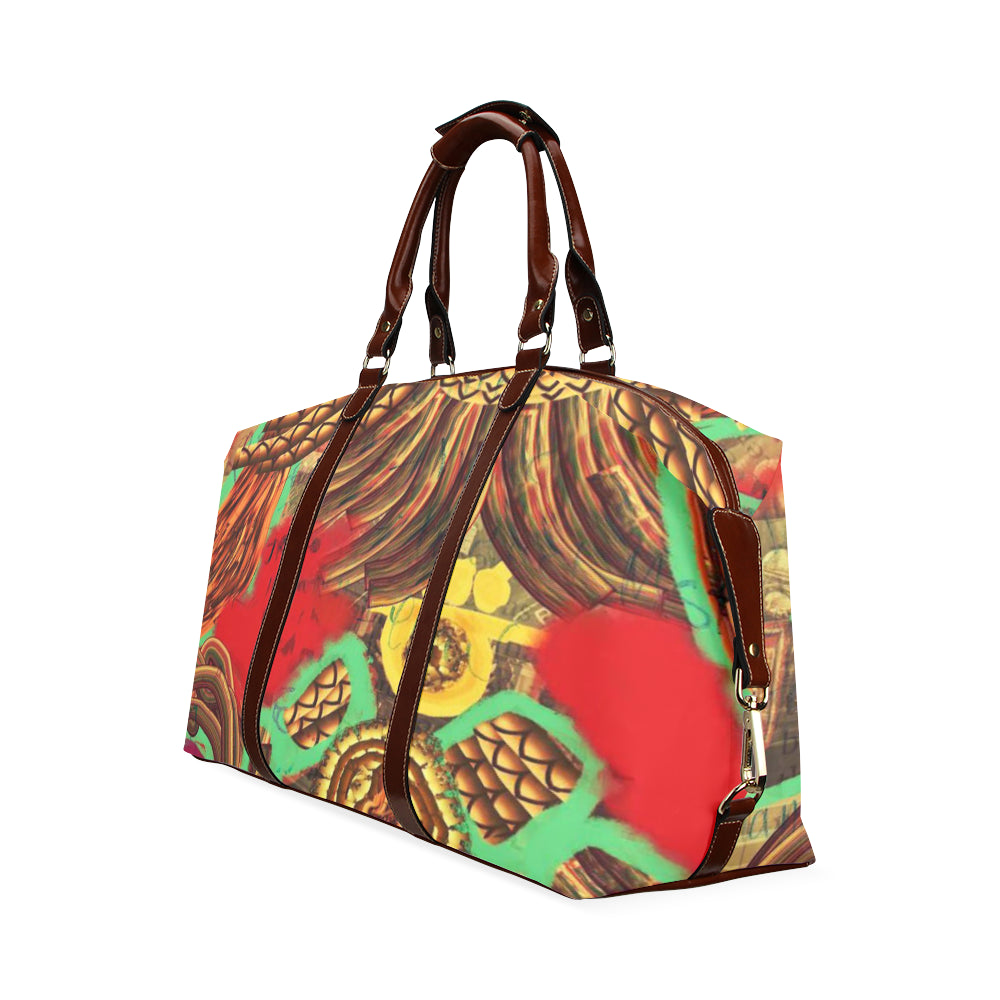 Birds of A Feather Classic Travel Bag