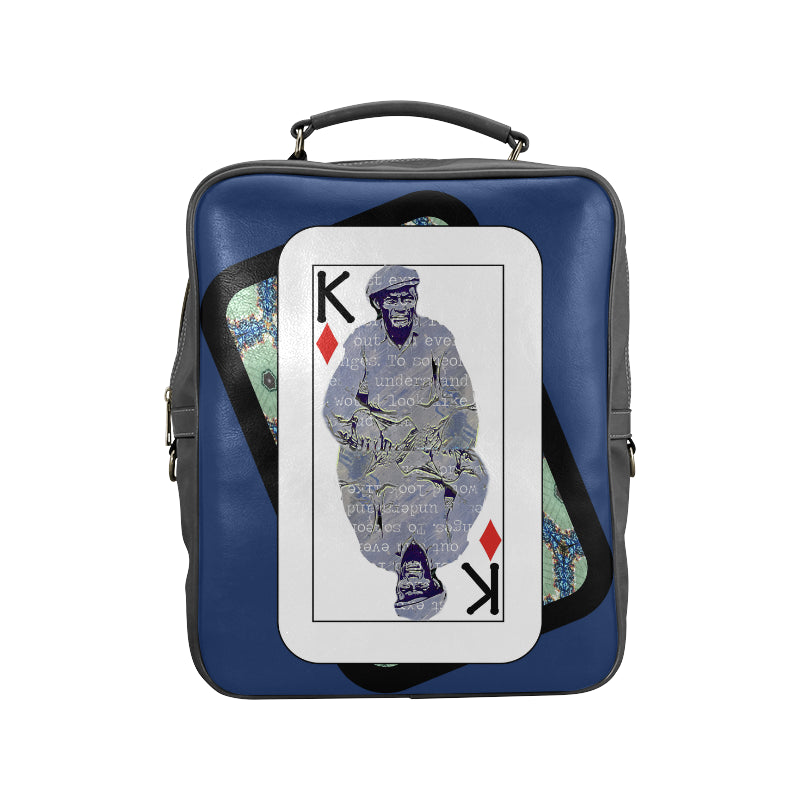 Play Your Hand...King Diamond No. 1 Backpack
