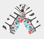 Load image into Gallery viewer, One Man's Trash Long Scarf