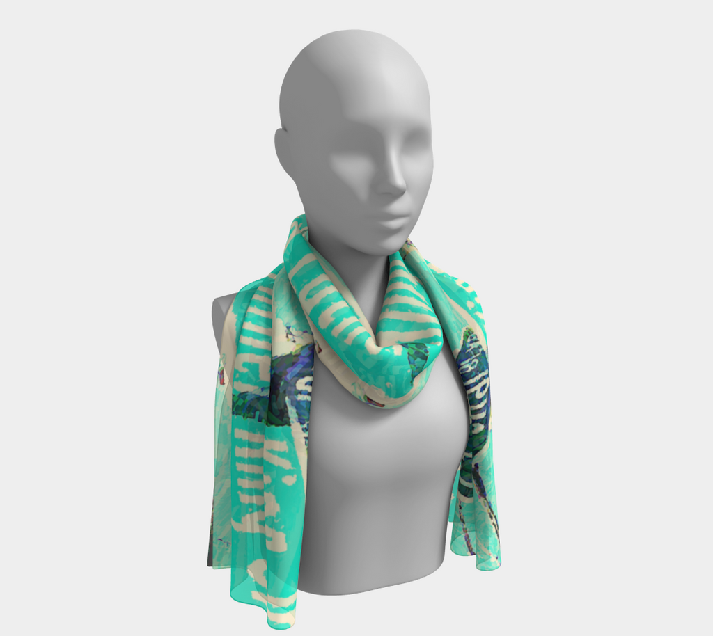 The Corner No. 3 Long Scarf