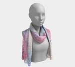 Load image into Gallery viewer, Colors of the World Long Scarf