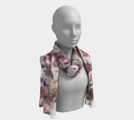 Load image into Gallery viewer, I Love Myself Long Scarf