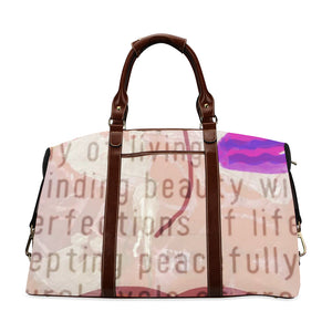 Wabi Sabi #1 Classic Travel Bag