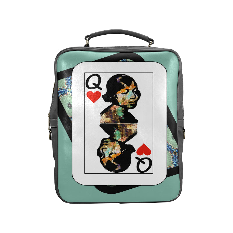 Play Your Hand...Queen Heart No. 1 Backpack
